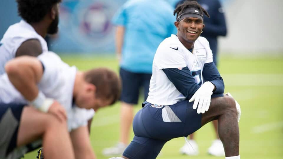 The NFL season is coming closer as we enter the summer season, with big moves like the Tennessee Titans acquiring Julio Jones continue to shake up the landscape.