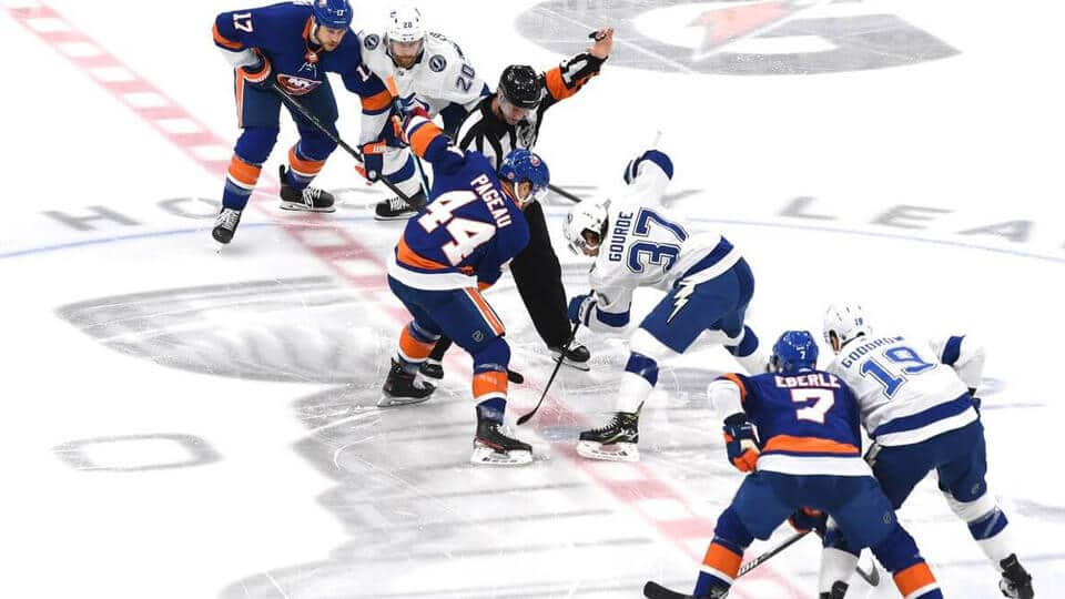 The New York Islanders and Tampa Bay Lightning are now both just two wins away from advancing to the Stanley Cup Final.