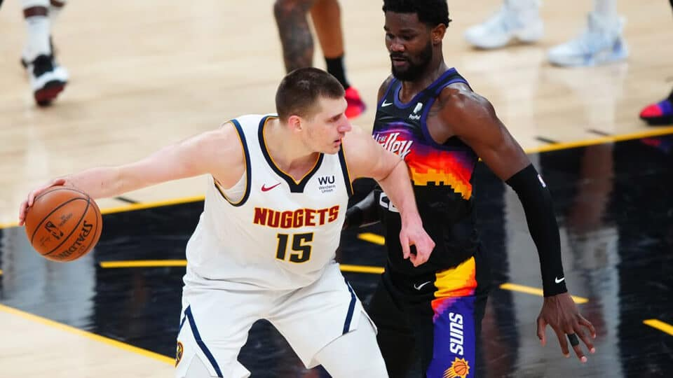 The Phoenix Suns took Game 1 of their best-of-seven semifinal series against the Denver Nuggets. Can the Nuggets bounce back in Game 2?