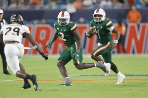MICHIGAN STATE SPARTANS AT MIAMI HURRICANES BETTING PREVIEW